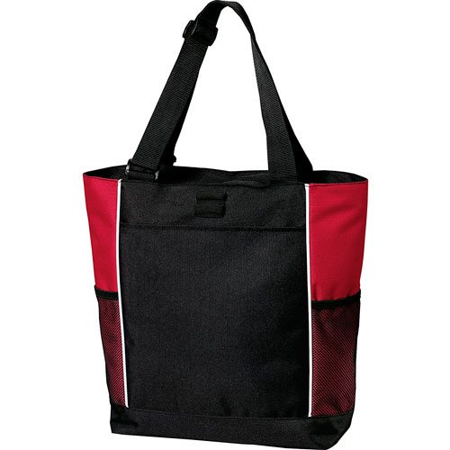 1-7-port-authority-mens-improved-panel-tote-red