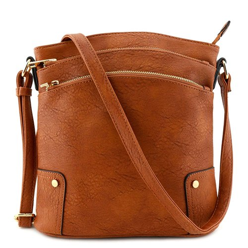 Best Reviews For Leather Crossbody Handbags | Confederated