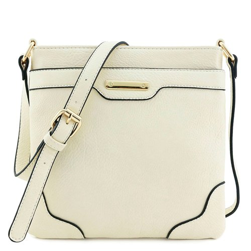 Isabelle-Womens-Classic-Crossbody-Bag-White-Best-Small-Crossbody-Bag